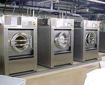 SHERATON LAUNDRY ROOM